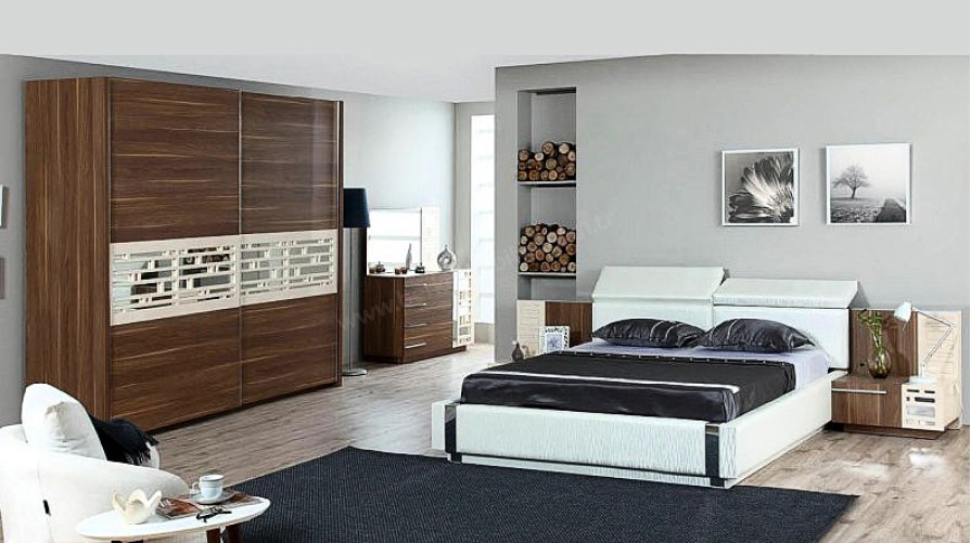 Senfoni Modern Yatak Odası