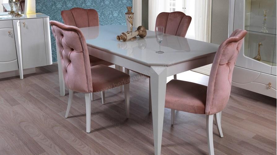 Sierra Avangarde Yemek Masası Sandalye