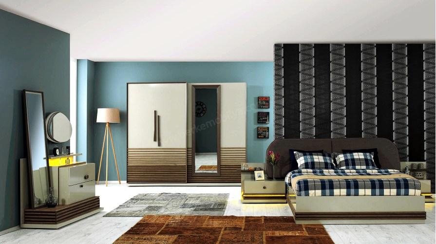 Sofia Modern Yatak Odası Takımı OUTLET