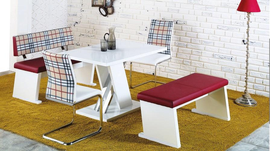 Solid Bank Evo Sandalye Solid Masa Takımı