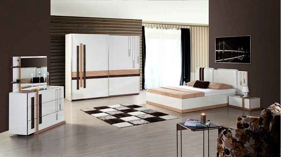 Stars Modern Yatak Odası Takımı Teşhir