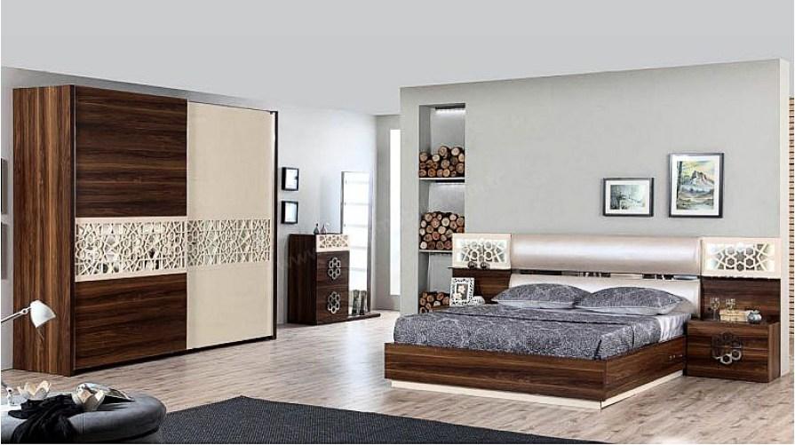 Ebrum Modern Yatak Odası Takımı