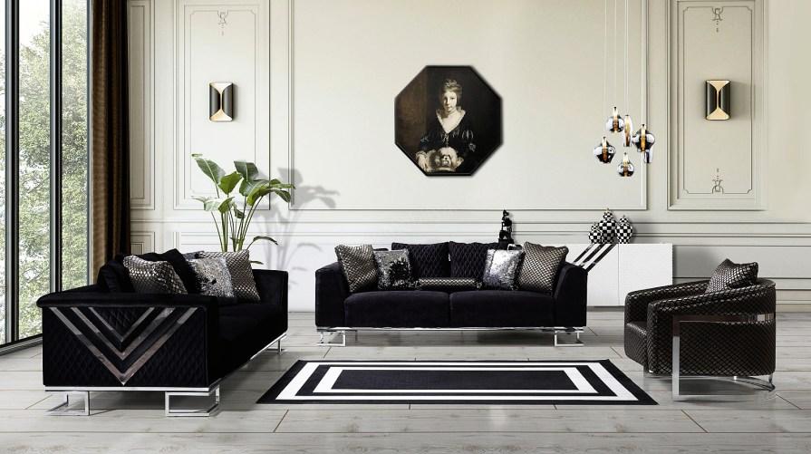 Vip Modern Luxury Koltuk Takımı
