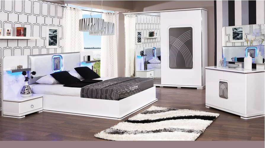 Tiamo Yatak Odası Takımı