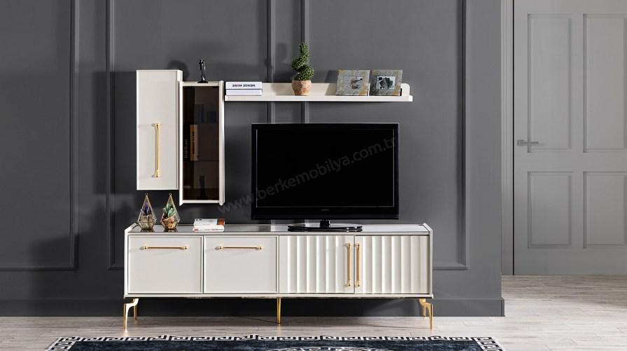 Titanyum Gold Tv Ünitesi