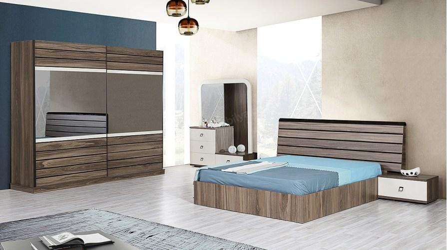 Trento Modern Yatak Odası Takımı