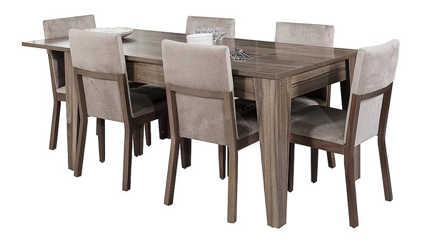 Trento Modern Yemek Masası Sandalye
