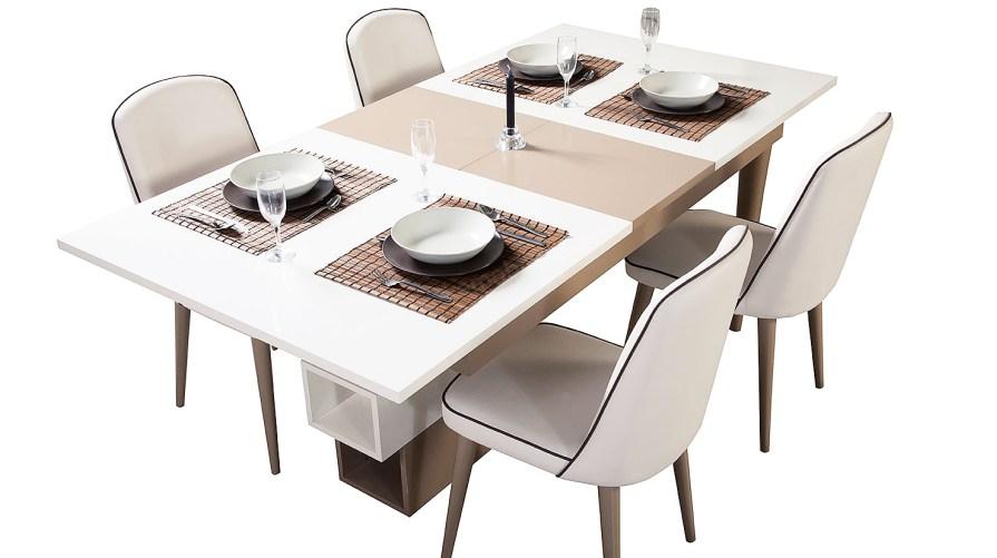 Tuana Modern Yemek Masası Sandalye