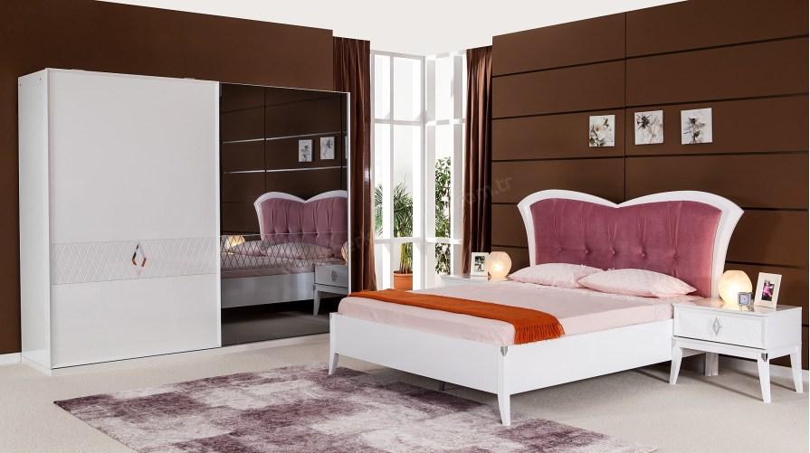 Asya Avangarde Yatak Odası