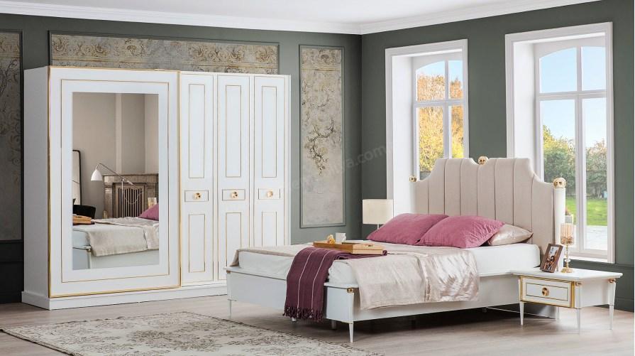 Valentin Art Deco Yatak Odası Takımı