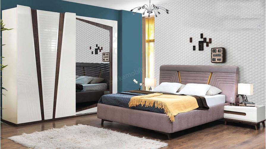 Vanni Modern Yatak Odası Takımı