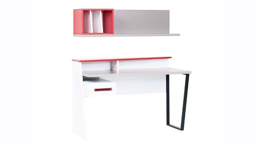 Vector Red Çalışma Masası Alt Çalışma Masa Üst