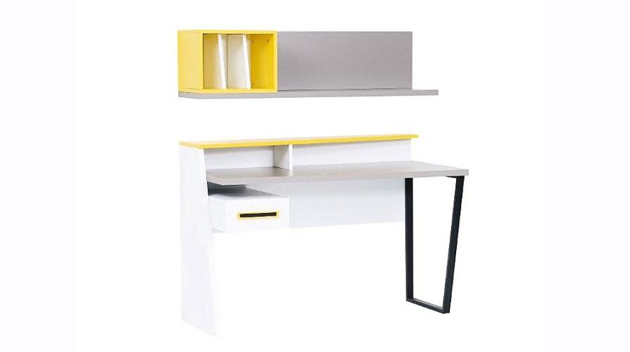Vector Yellow Çalışma Masası Alt Çalışma Masa Üst