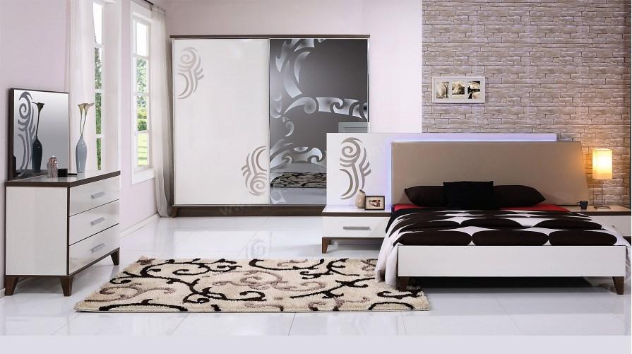 Venezya Modern Yatak Odası