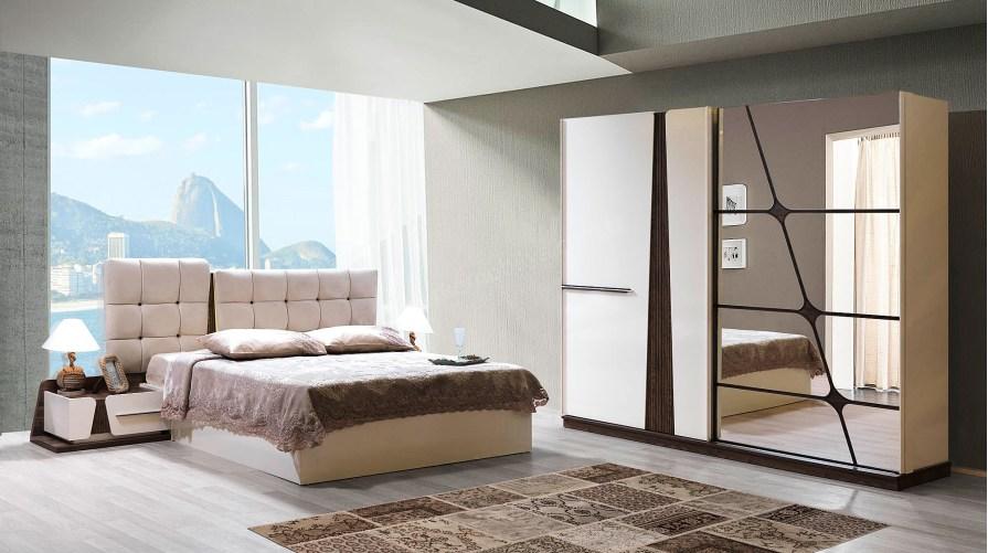 Via Modern Yatak Odası Takımı