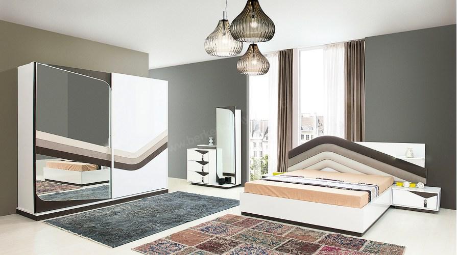 Vista Modern Yatak Odası Takımı