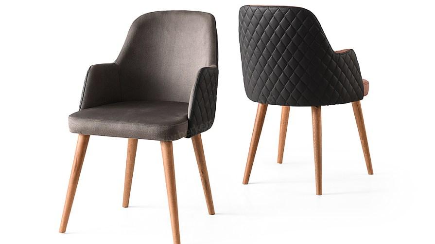 Venedik Kollu Lab Sandalye