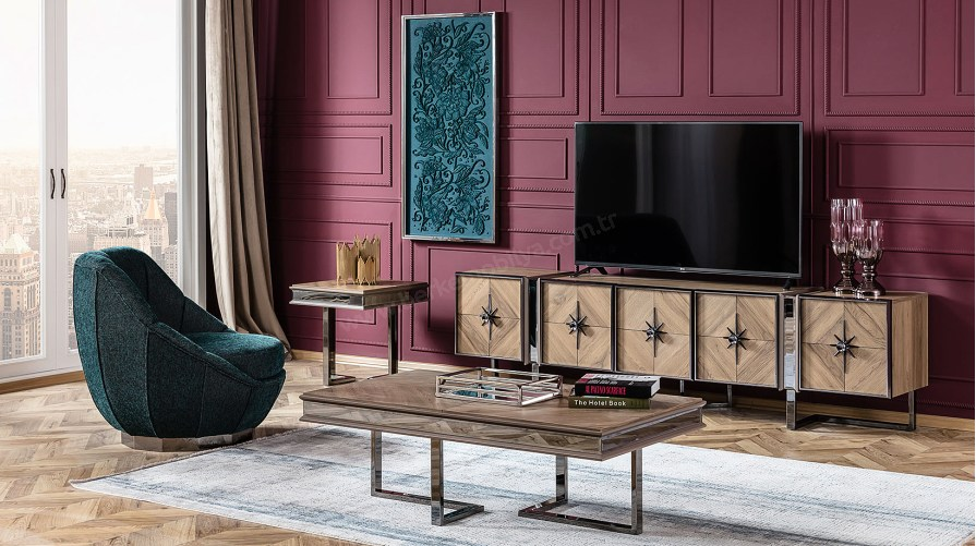 Voga Luxury Tv Ünitesi