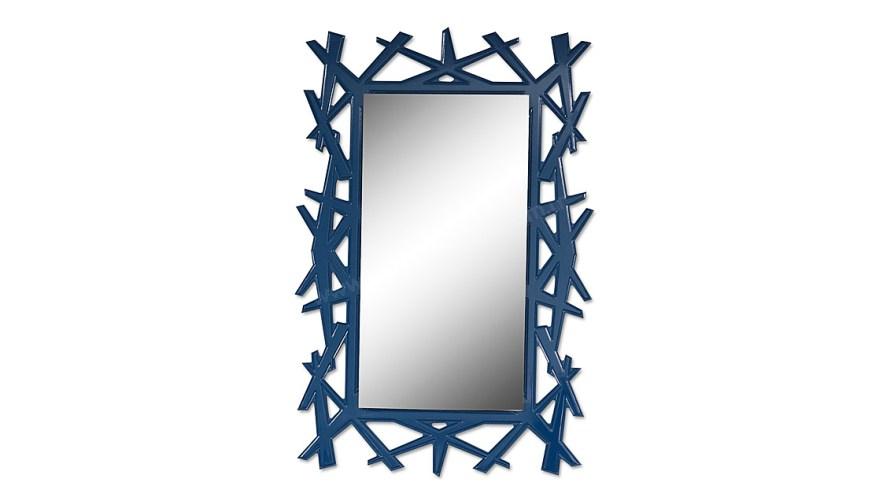 Wood M2  Dekoratif Ayna
