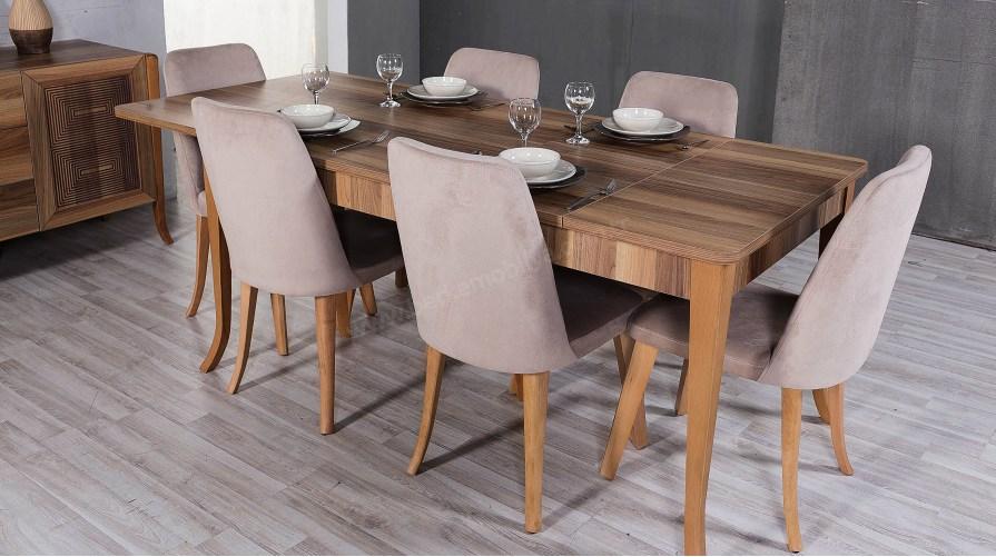 İnfinity Retro Yemek Masası Sandalye