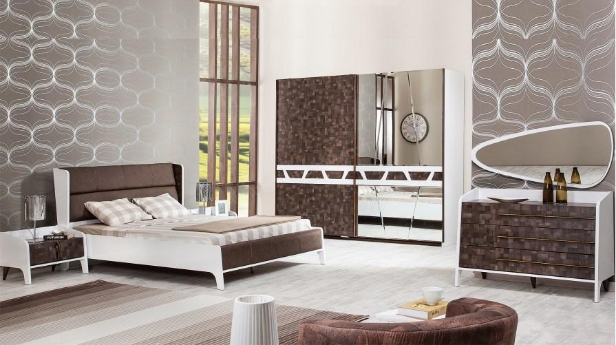 Modera Modern Yatak Odası Takımı