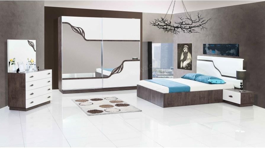 Yaprak Modern Yatak Odası Takımı
