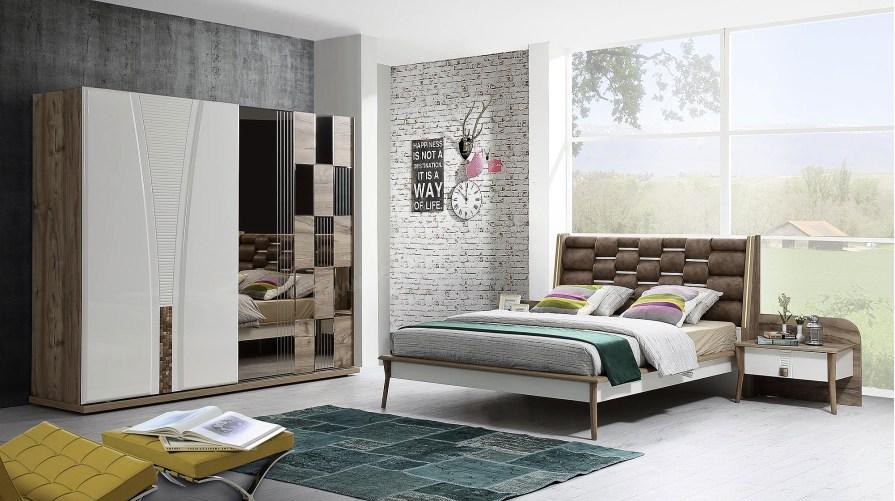 Suit Modern Yatak Odası Takımı