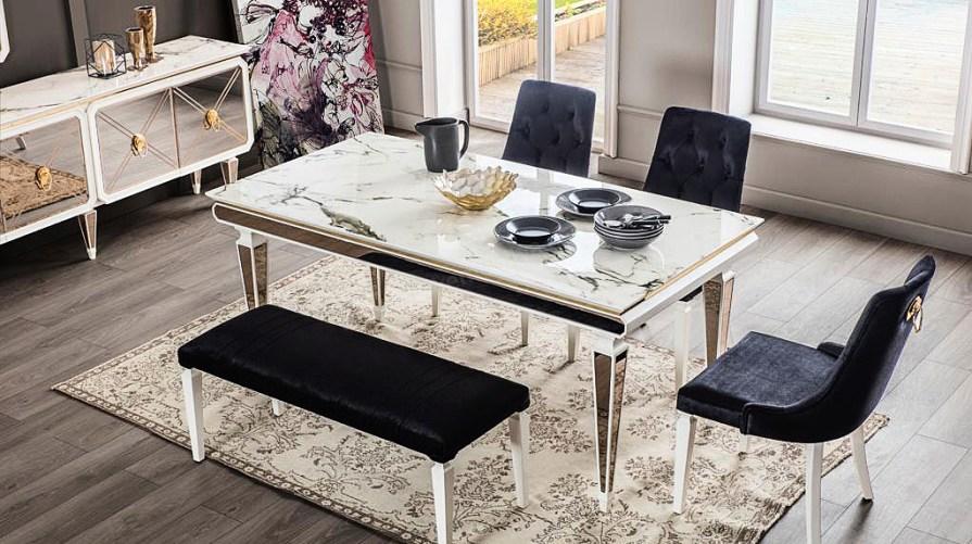 İmage Sabit Masalı Sandalye Set 2