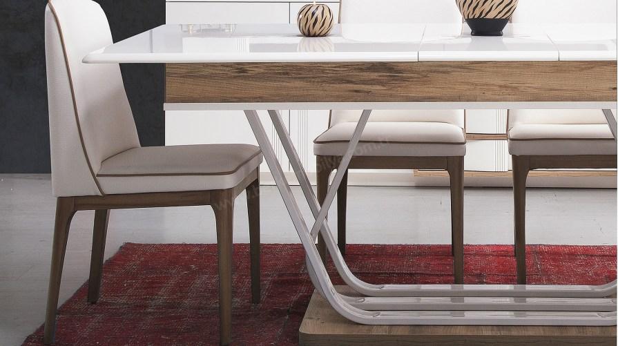 Yeni Zana Yemek Masası Sandalye