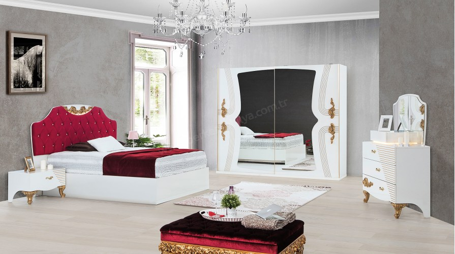 Zambak Avangarde Yatak Odası Takımı
