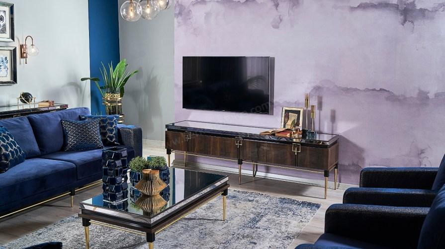 Zara Luxury Tv Sehpası