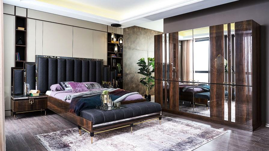 Zara Luxury Yatak Odası Takımı