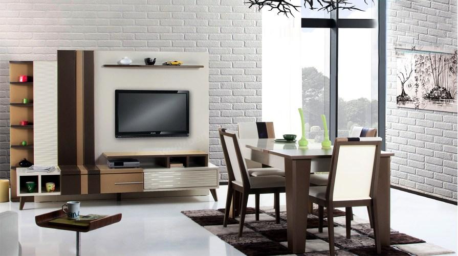 Zara Modern Duvar Ünitesi