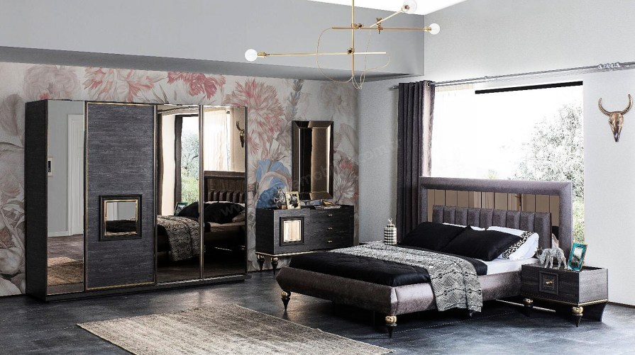 Zen Art Deco Yatak Odası Takımı