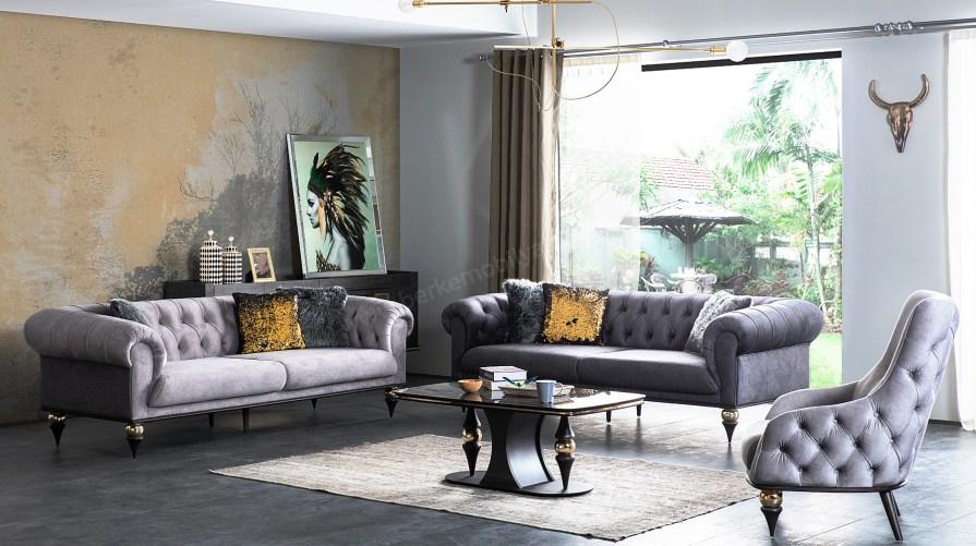 Zen Art Deco Koltuk Takımı