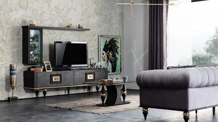 Zen Art Deco Tv Ünitesi