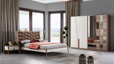 Atlantis Modern Yatak Odası Takımı