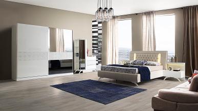 Beta Modern Yatak Odası Takımı