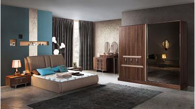 Albero Modern Yatak Odası Takımı