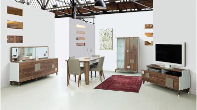 Arte Modern Yemek Odası Takımı