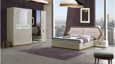 Bugatti Modern Yatak Odası Takımı