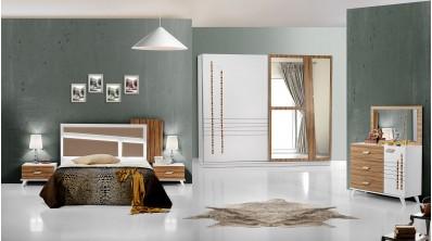 Leyla Modern Yatak Odası Takımı
