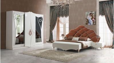 Melek Lüx Yatak Odası Takımı