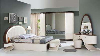 Mimoza Yatak Odası Takımı
