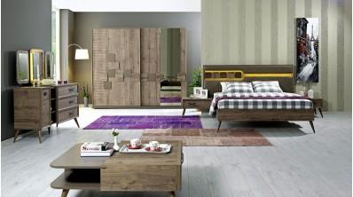Salvador Modern Yatak Odası Takımı