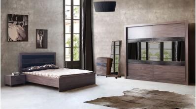 Side Ceviz Eko Yatak Odası Takımı