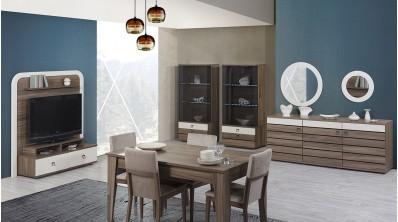 Trento Modern Yemek Odası Takımı
