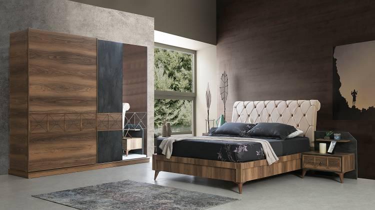Modern Yatak Odasi Takimlari 2019 Berke Mobilya