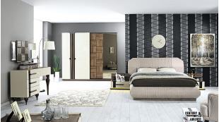Milano Modern Yatak Odası Takımı